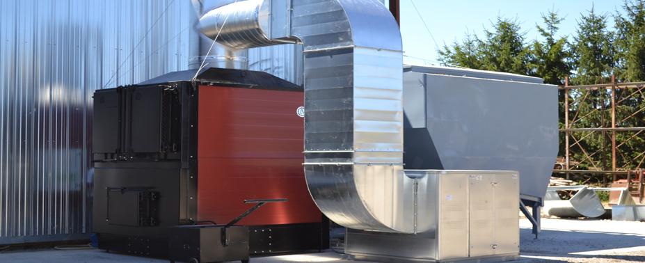 Nous avons beaucoup d´années d´expérience dans notre secteur dans lequel nous avons augmenté et nous en sommes devenus l´une des entreprises de référence en ce qui concerne les systèmes de chauffage de biomasse par circuit d´air chaud…